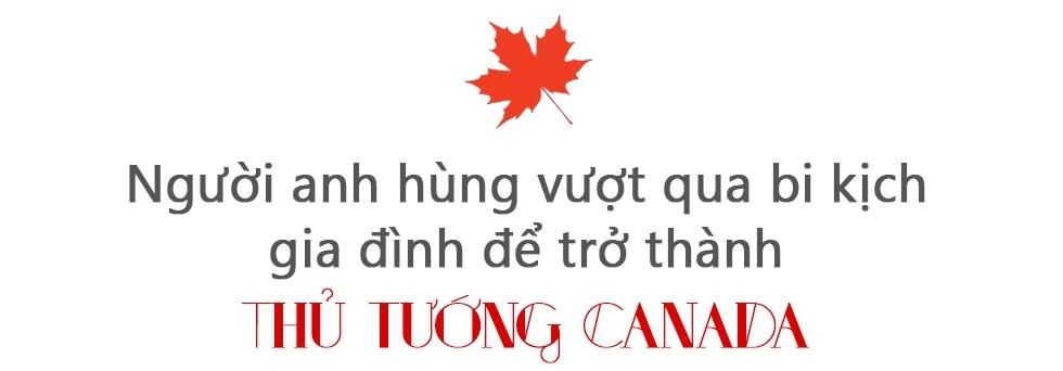 """Chân dung người đàn ông """"quyến rũ đến từng centimet"""" vượt qua bi kịch để trở thành Thủ tướng Canada - Ảnh 2."""