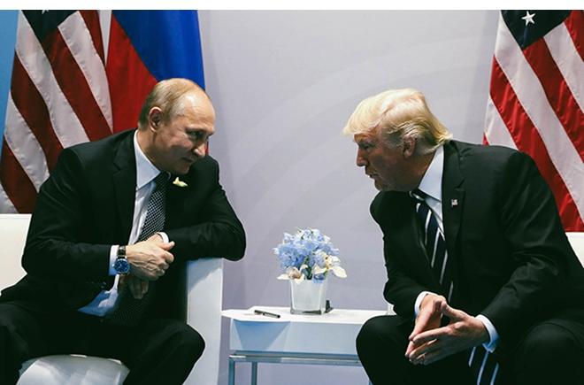 Tổng thống Putin: Người đàn ông chống lại cả phương Tây, đặt kỳ vọng lớn lao vào châu Á - Ảnh 2.