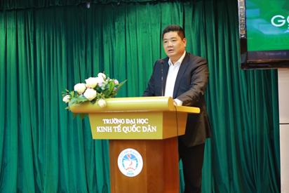 Ông Nguyễn Tiến Dũng, Chánh Văn phòng UBCKNN