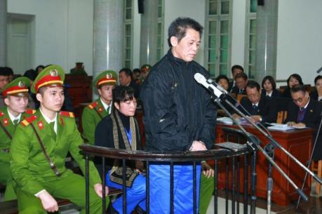 Nguyên Tổng giám đốc Agribank Phạm Thanh Tân hầu tòa