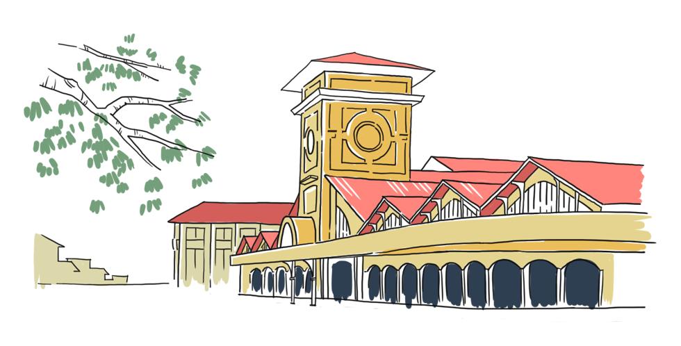 Tara Residence - nét Sài Gòn, chất Sài Gòn - Ảnh 4.