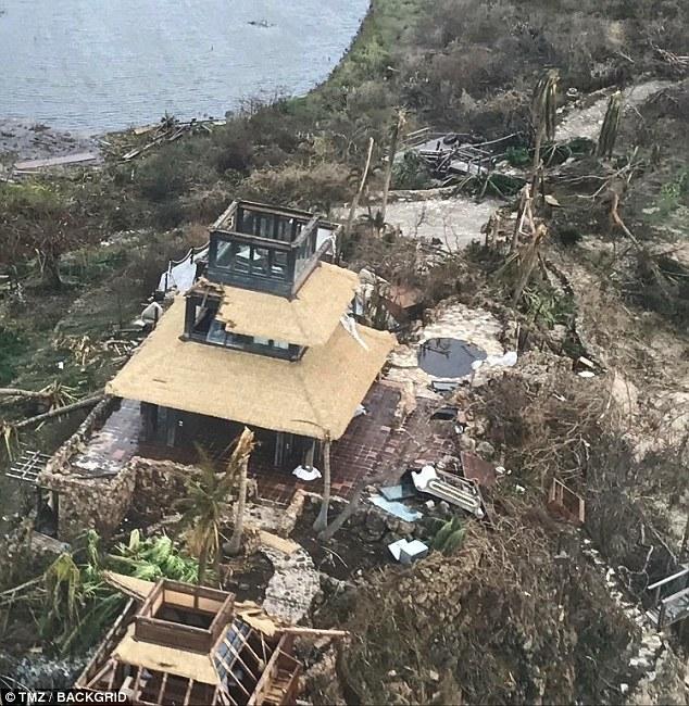 Siêu bão mạnh nhất lịch sử trên biển Đại Tây Dương quét qua khu vực hôm 6/9 với cấp 5, cấp cao nhất trong thang báo báo 5 cấp độ của Mỹ. Cơn bão cuốn phăng gần như tất cả những gì nằm trên đường đi của nó. Tại một số hòn đảo, số lượng các công trình bị tàn phá lên tới hơn 90%.