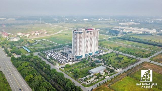 Một trong đang dự án nhà ở đã được Becamex đầu tư - chung cư TDC Plaza nhưng phần lớn kéo dân cho thuê.