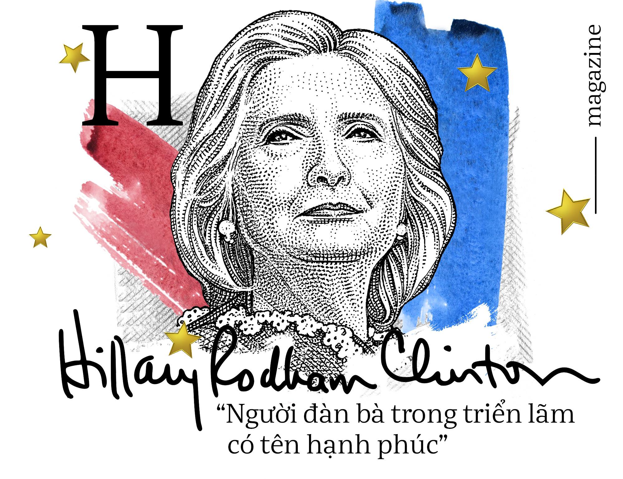 Hillary Rodham Clinton . nguoidentubinhduong.com