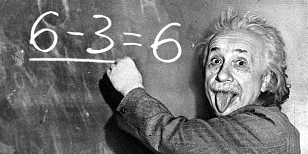 Nhà thiên tài vật lý Albert Einstein luôn lựa chọn những con đường riêng để tìm kiếm sự sáng tạo.