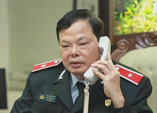 Ông Phạm Trọng Đạt, Cục trưởng Cục Chống tham nhũng thuộc TTCP
