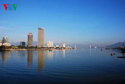 Sông Hàn - Đà Nẵng (Ảnh: Hải Sơn)