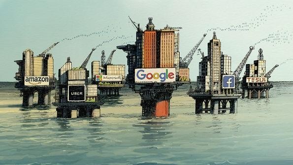 Giờ là kỷ nguyên của những Google, Apple và Facebook