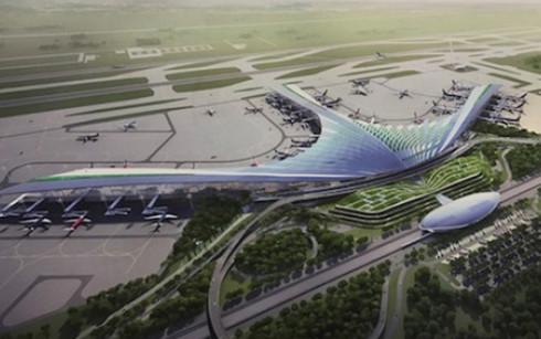 Sân bay Long Thành là dự án đầu tư lớn từ nguồn vốn ngân sách Nhà nước (Ảnh minh họa: KT)