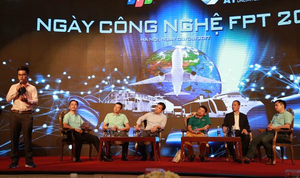 Bàn tròn về chủ đề Việt Nam trong làn sóng Trí tuệ nhân tạo.