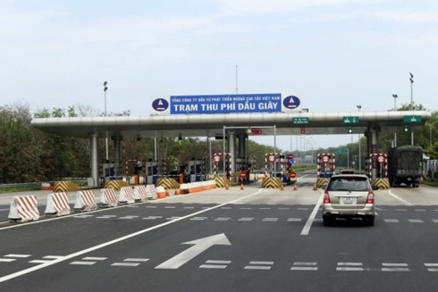 Các trạm thu phí tự động không dừng (ETC) của VEC sẽ được bố trí trên toàn tuyến xa lộ.