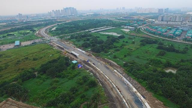 Một tuyến các con phố trong Khu thành thị mới Thủ Thiêm đầu tư theo PPP