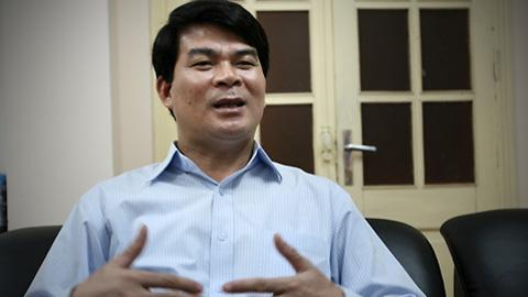 Nguyên Thứ trưởng Bộ Nội vụ Nguyễn Tiến Dĩnh. Ảnh: Hoàng Long
