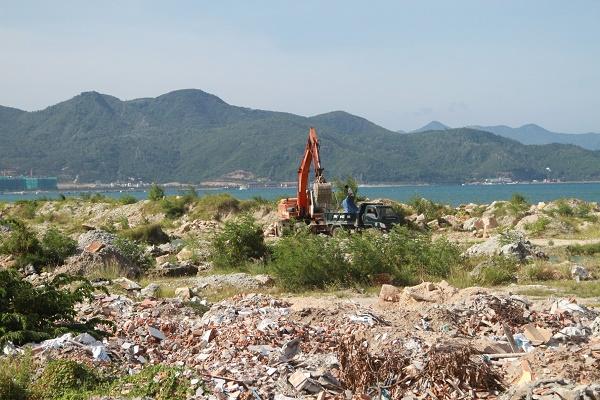 Hiện trạng dự án Nha Trang Sao
