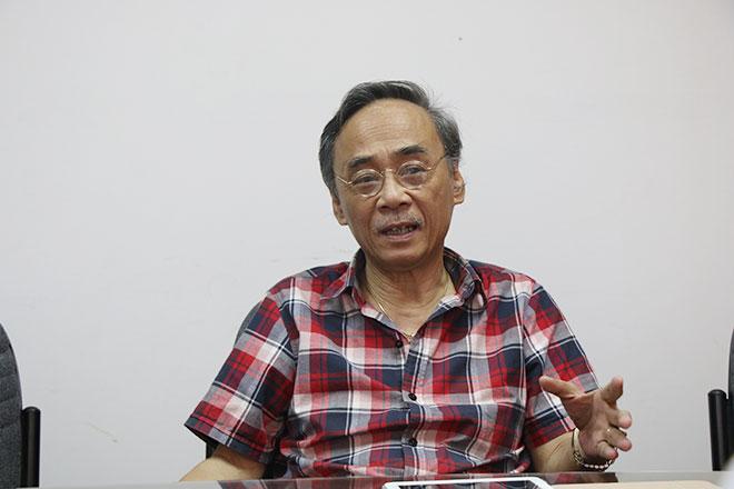 Ông Đào Phan Long, Phó Chủ tịch kiêm Tổng Thư ký Hiệp hội Doanh nghiệp cơ khí Việt Nam