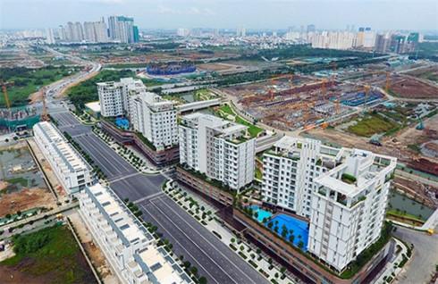 Thị trường BĐS Việt Nam tiếp tục hấp dẫn nhà đầu tư nước ngoài (ảnh minh họa: KT)