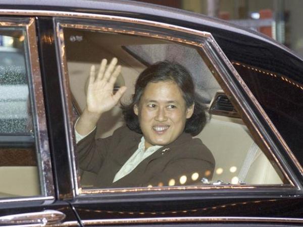 Chân dung nàng Công chúa quốc dân Maha Chakri Sirindhorn.