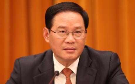 Ông Lý Cường, từng là thư ký của ông Tập Cận Bình thời chủ tịch Trung Quốc làm bí thư tỉnh Chiết Giang, vừa được chỉ định làm người đứng đầu thành ủy Thượng Hải. Ảnh: SCMP