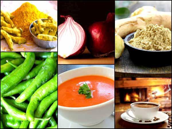 Những thực phẩm giữ nhiệt từ y học cổ truyền Ấn Độ có thể giúp bạn giữ nhiệt hiệu quả.