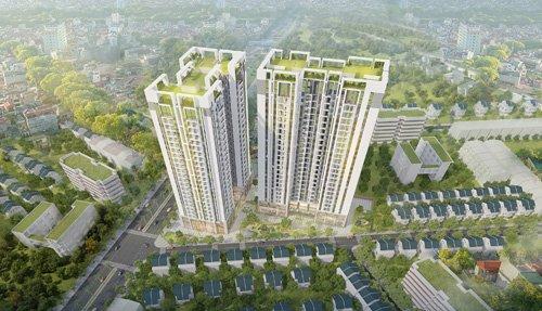 Sky Central, dự án chung cư hiếm hoi tại nội đô có 3 tầng hầm giá chỉ từ 25 triệu đồng/m2