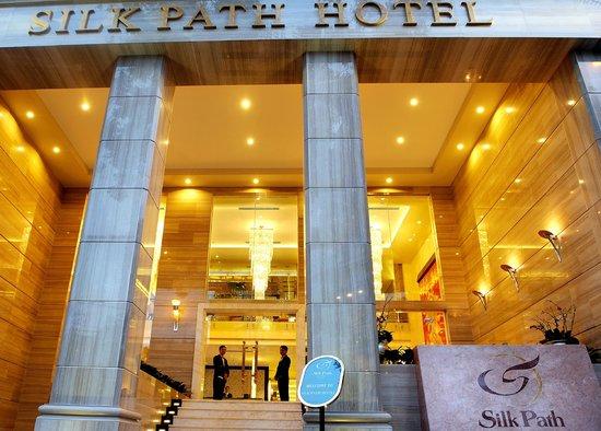 Chất lượng khách sạn Silk Path khá tốt so với mức giá rẻ