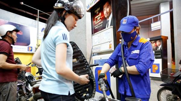 Đề xuất tăng khung thuế bảo vệ môi trường mặt hàng xăng vẫn được Bộ Tài chính giữ nguyên.
