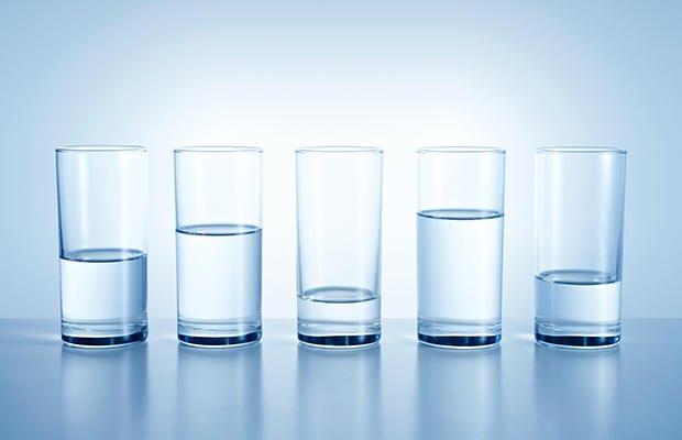 Số lần đi tiểu mỗi ngày phụ thuộc vào năng lực của bàng quang và thời gian nó có thể giữ nước.