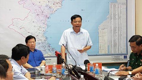 Bộ trưởng NN&PTNT Nguyễn Xuân Cường
