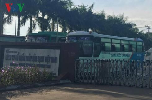 Công ty Thủy sản sạch Việt Nam thu mua phần lớn tôm cho nông dân Sóc Trăng.