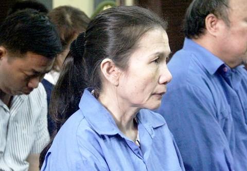 Với tội tham ô tài sản, nguyên Giám đốc Agribank Bến Thành Nguyễn Thị Hoàng Oanh đối diện khung hình phạt đến tử hình.