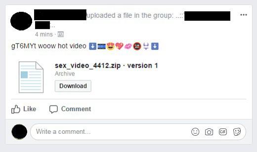 Mã độc Facebook đào tiền ảo