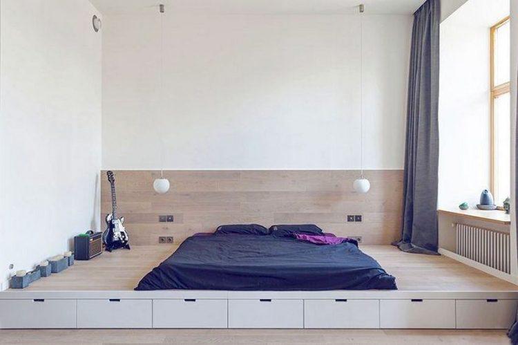 Tuy nhiên, với những chiếc giường tích hợp này bạn hoàn toàn có thể sở hữu không gian thoáng sáng, gọn sạch ngay trong nhà nhỏ của mình.