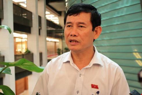 Đại biểu Nguyễn Ngọc Phương (Đoàn Quảng Bình).