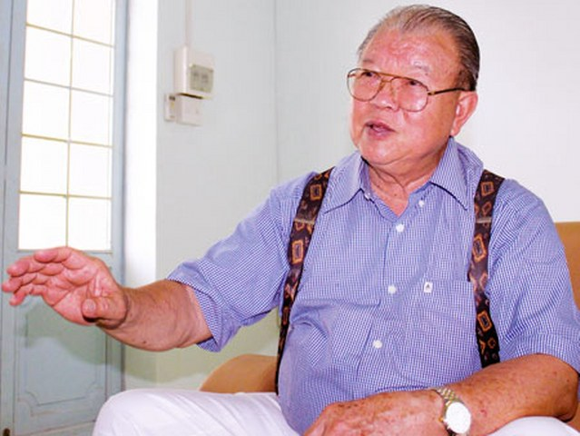 GS Võ Tòng Xuân.