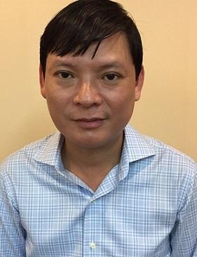 Bị can Nguyễn Anh Minh.