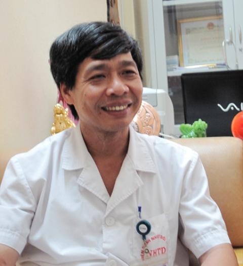 TTƯT.ThS.BS Nguyễn Tiến Lâm.