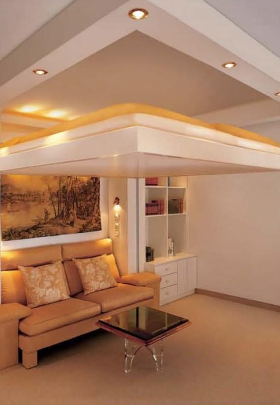 Giường sẽ được điều chỉnh và dừng ở bất kì độ cao nào mà bạn mong muốn nhờ hệ thống ròng rọc tiện lợi.