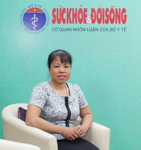 TS.BS Phạm Thị Việt Hương, Bệnh viện K Trung ương.