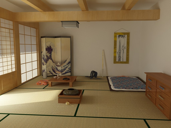 Với chất liệu giấy mỏng manh, cửa cho phép ánh sáng soi chiếu, tạo sự thông thoáng. Ngoài ra chất liệu gỗ tự nhiên trên cánh cửa cũng sẽ giúp mang lại cảm giác gần gũi, thân thiện cho không gian trong nhà.