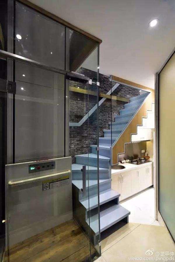 Nội thất trong nhà cũng được thay mới bằng nội thất đa năng thông minh nhằm tiết kiệm tối đa không gian trong nhà.