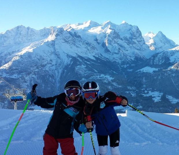 Các đại diện nhí của giới thượng lưu Anh sẽ được tận hưởng khu trượt tuyết của riêng trường vào năm học thứ năm, thứ sáu.