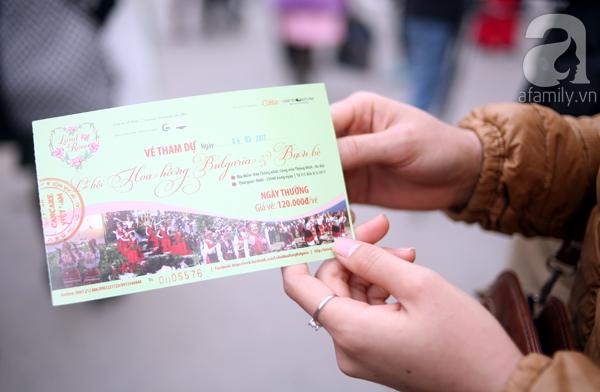Vé ngày thường là 120 ngàn đồng, riêng chủ nhật 150 ngàn/vé người lớn.