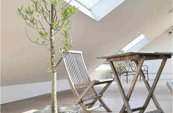 Những bộ bàn ghế gỗ có nhiều kiểu dáng khác nhau cộng có cây xanh tạo ra dao động không nghỉ ngơi thư giãn vô cộng hoàn hảo.