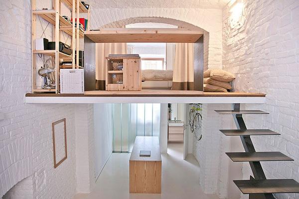 Một không gian sống hiện đại, tiện nghi và vô cùng ấm cúng.
