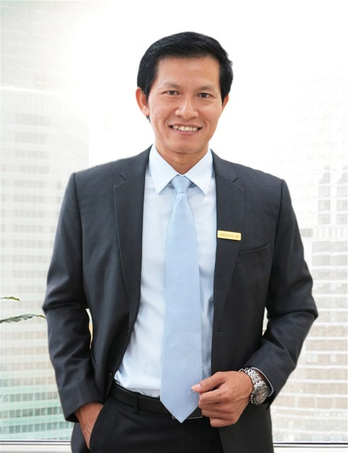 Ông Đỗ Lam Điền.