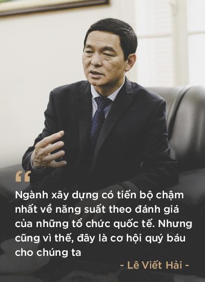 Chủ tịch HĐQT Hòa Bình (HBC): Khi địa ốc đã qua thời bùng nổ mới tính chuyện đi nước ngoài thì đã muộn rồi - Ảnh 3.