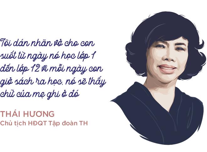 """Bà Thái Hương: """"Tôi chỉ muốn là người phụ nữ của gia đình nhưng số mệnh buộc tôi trở thành một doanh nhân mạnh mẽ"""" - Ảnh 11."""