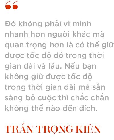 """Chủ tịch Tập đoàn Thiên Minh Trần Trọng Kiên: """"Trừ những gì liên quan đến an toàn còn mọi thứ đều có thể thay đổi"""" - Ảnh 15."""