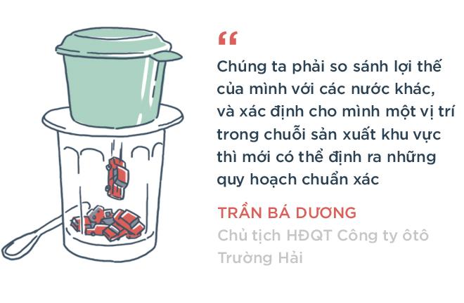 Hai giấc mơ của ngành công nghiệp ôtô Việt Nam - Ảnh 16.