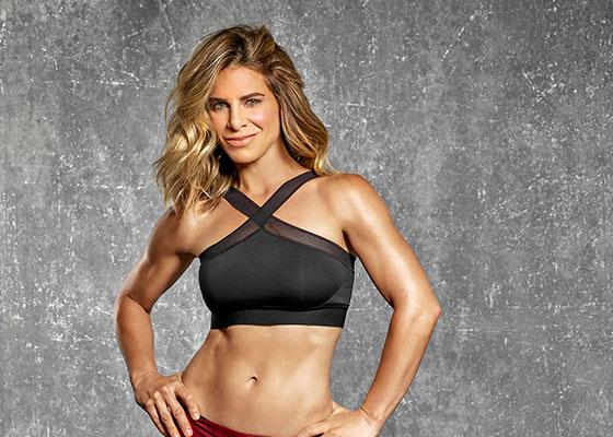 Từ một cô bé béo phì, Jillian Michaels đã trở thành một huấn luyện viên thể thao tài giỏi.